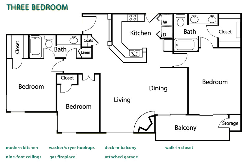 Granny flat floor plans 2 bedrooms